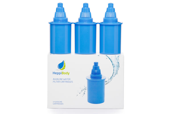 Alkaline Filter (3) - Blue - Heppi