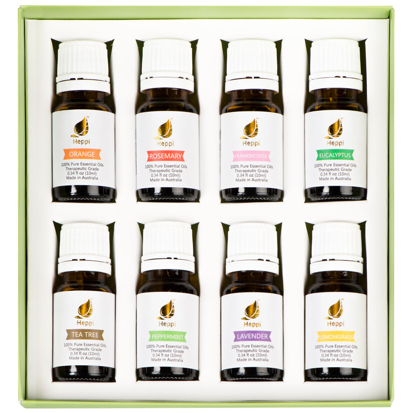 Heppi Essential Oils