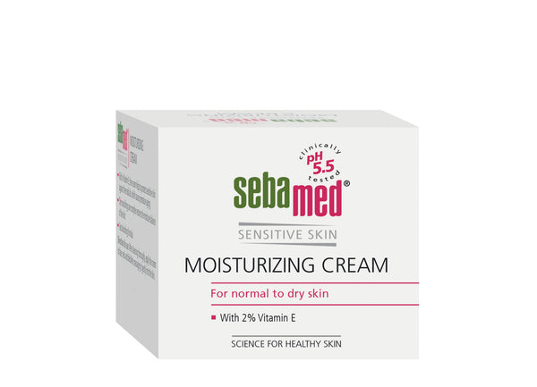 Moisturizing Cream 75 ml - Sebamed