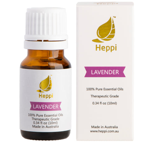 Lavender Essential Oils 10 ml - Heppi