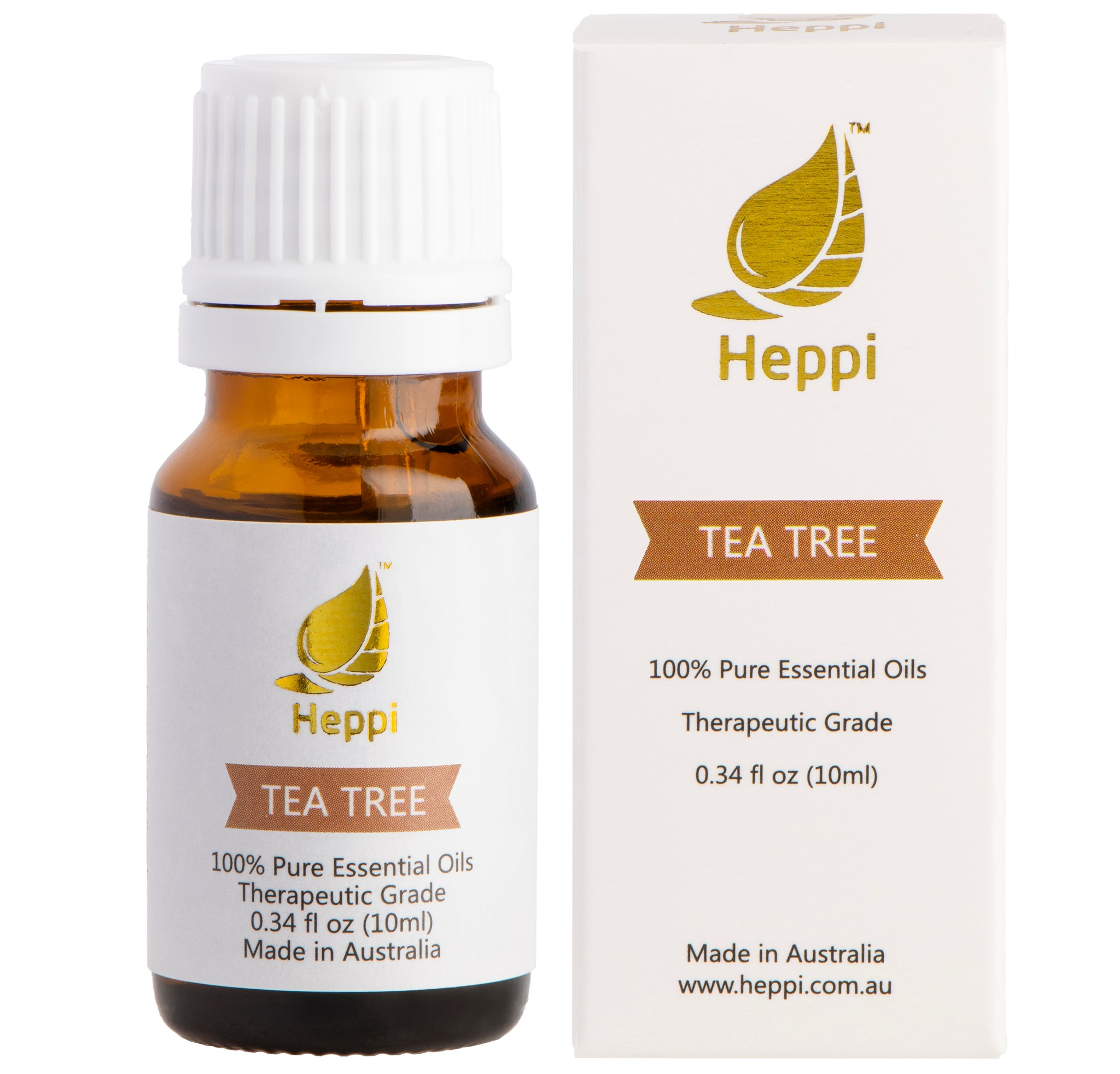 Tea Tree Essential Oils 10 ml - Heppi