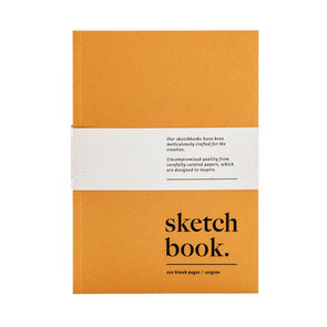 A5 Sketchbook (Pack of 3)