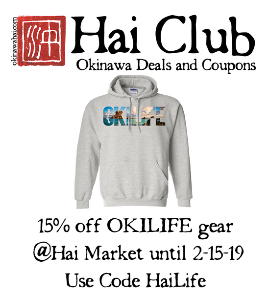 OKILIFE Discount (Hai Market only)
