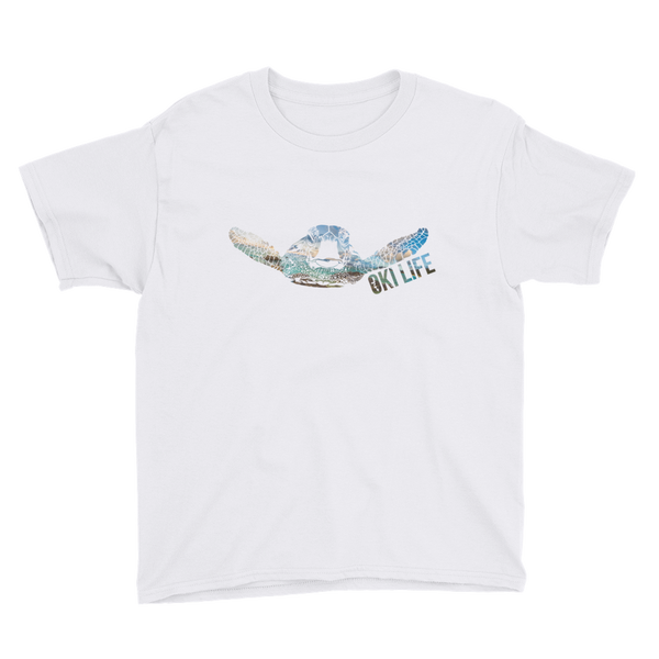 OKILIFE Turtle Kids T-Shirt