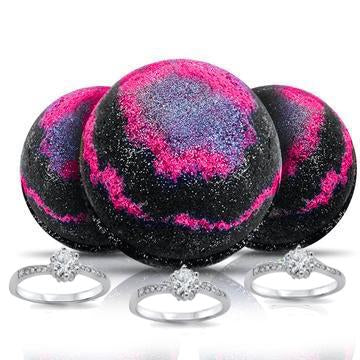Black Bath Bomb Review ~ What do you think?