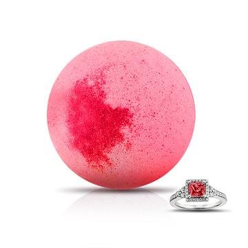 PRINCESS Ring Bath Bomb