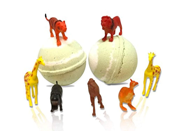 Jungle Bath Bomb Gift Set for Kids~ (JUNGLE/2)