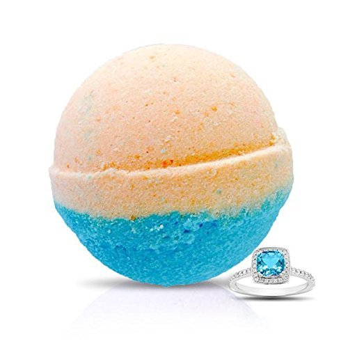 Beach Ring Bath Bomb by Soapie Shoppe