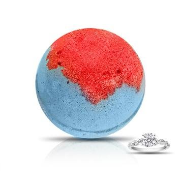 SUZIE Q Ring Bath Bomb