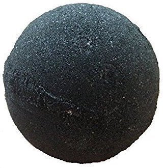 Black Bath Bombs Gift Set of Four 4/8 oz.