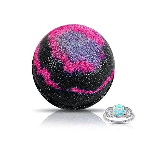 Galaxy Ring Bath Bomb by Soapie Shoppe
