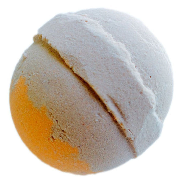 LAND OF MILK & HONEY Bath Bomb by Soapie Shoppe