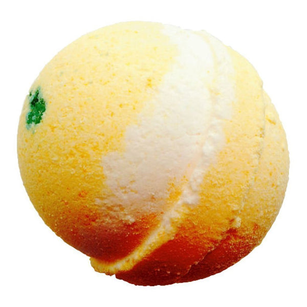 LEMON DROP MEGA Bath Bomb By Soapie Shoppe 7-8 oz.