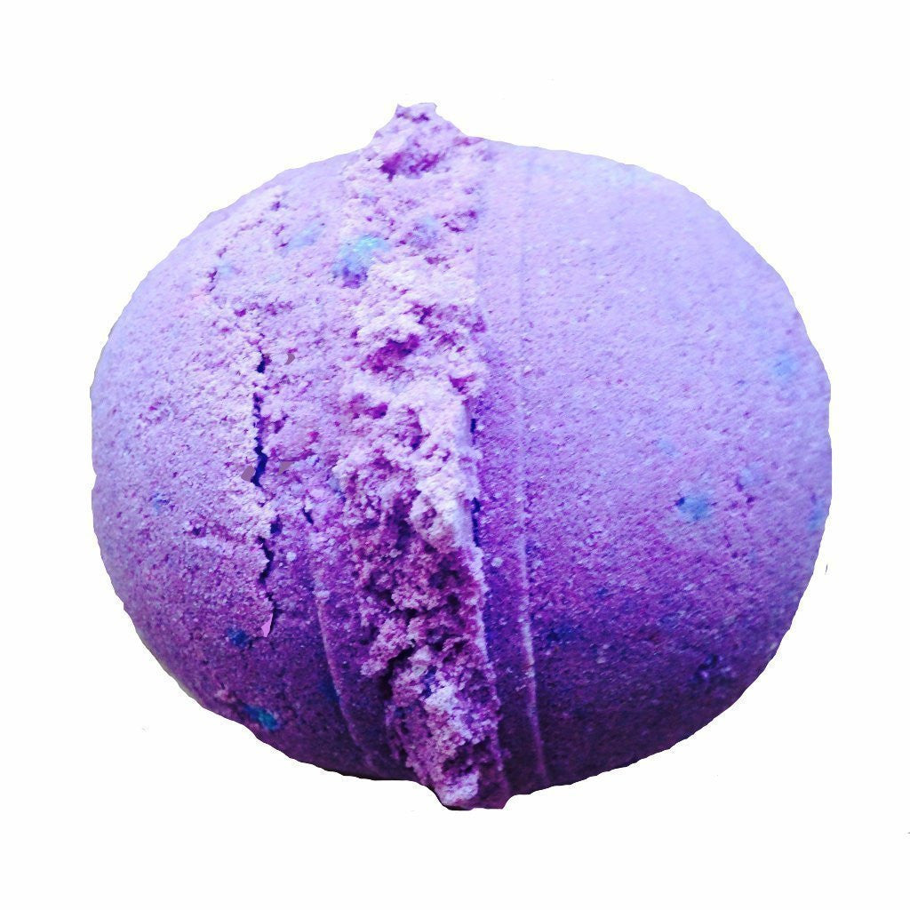 SHUG Blackberry & Vanilla Bath Bomb by Soapie Shoppe 7-8 oz. Jumbo Bomb Amazi...