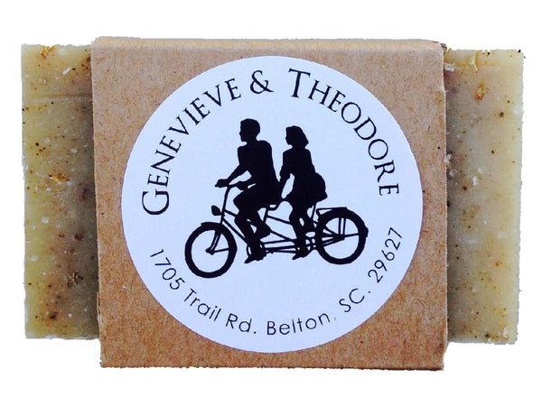 Oatmeal Spice and All Things Nice Certified Organic Bar Soap