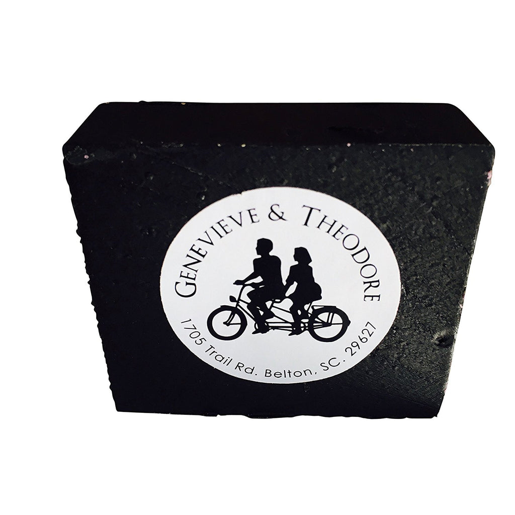Black Soap MIDNIGHT Black Soap EVERLASTING SOAP, 5 oz. Hefty Hearty Bar...
