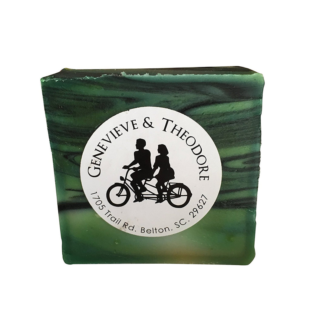 Twin Peaks EVERLASTING SOAP, 5 oz. Hefty Hearty Bar