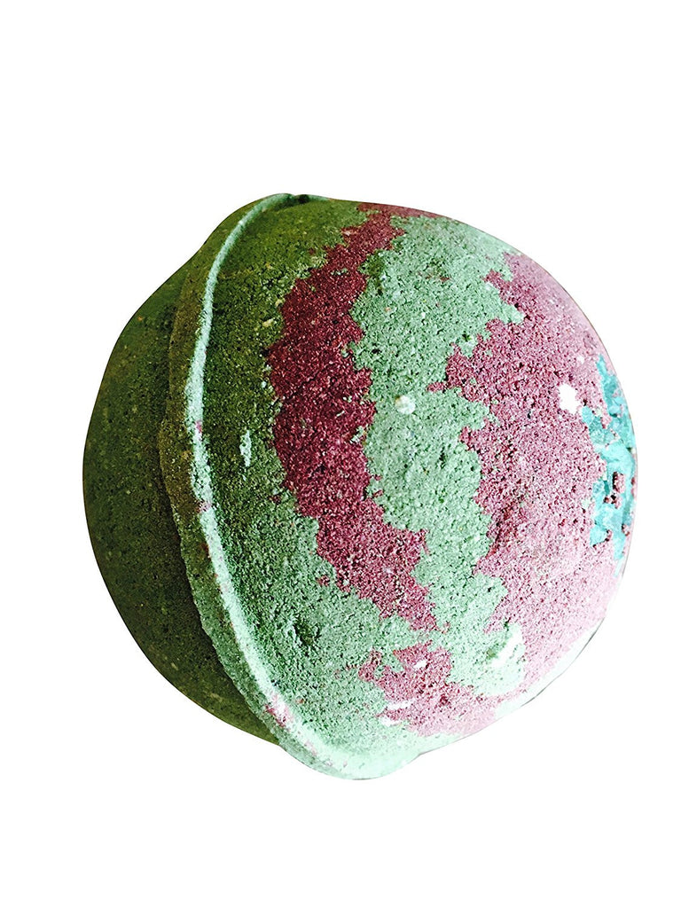 Camo Bomb by Soapie Shoppe, 7 - 8 oz. Extra Large Bath Bomb
