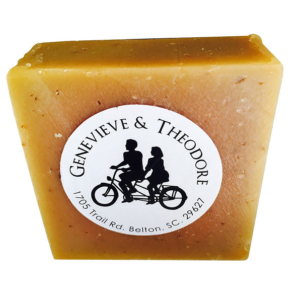 Pumpkin Spice EVERLASTING SOAP, 5 oz. Hefty Hearty Bar