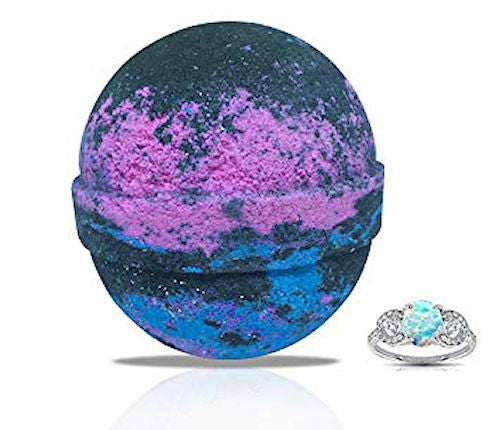 COSMO GLAM Ring Bath Bomb by Soapie Shoppe