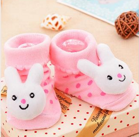Baby socks animal (18 styles)