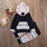 Trendy winter clothing set