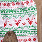 Christmas 4pcs clothing set