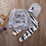 Adore me 3 pieces clothing set