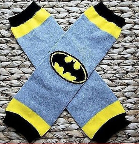 Super hero leggings socks