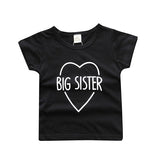 T-shirt big sister (3 models)