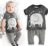 Fashion animals baby clothing set - BabyRebate