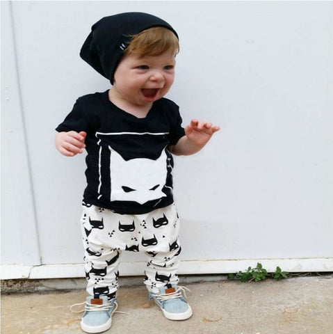 Batman baby boy clothing set - BabyRebate