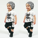 Trendy baby boy clothing set - BabyRebate