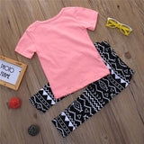 Stinkin' cute baby girl clothing set - BabyRebate