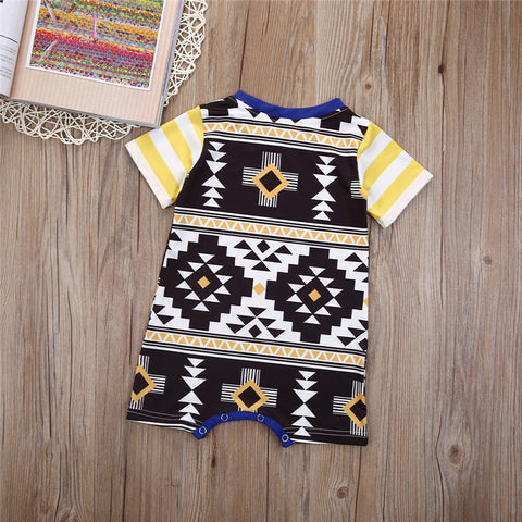 Fashion baby boy romper - BabyRebate