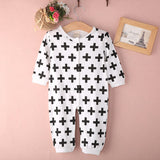 Baby cross romper - BabyRebate