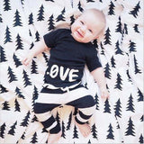 Love baby clothing set - BabyRebate