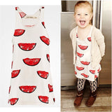 Watermelon casual dress - BabyRebate