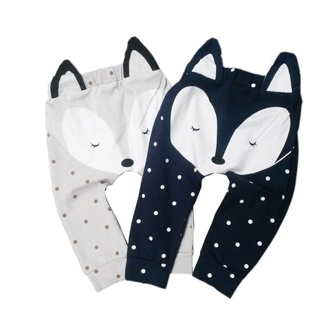 Fox baby pants - BabyRebate