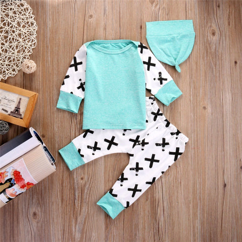 Fashion 3pcs clothing set - BabyRebate