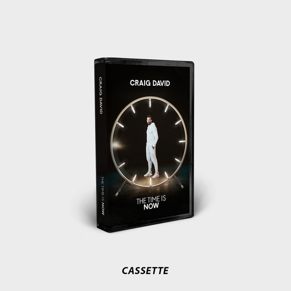 THE TIME IS NOW CASSETTE