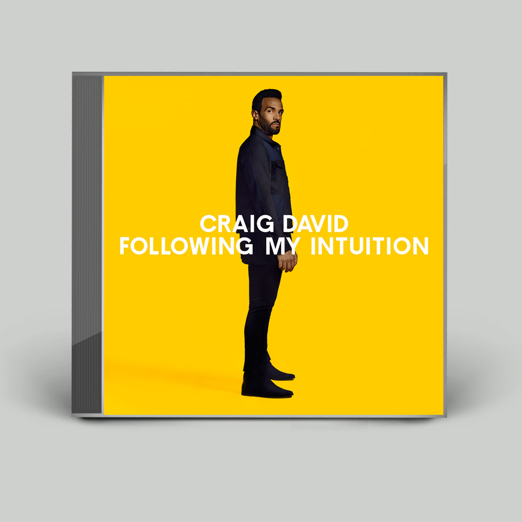 Following My Intuition CD