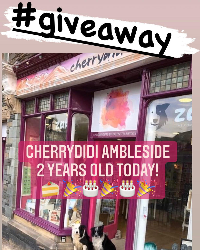 Cherrydidi Ambleside is 2 years old!