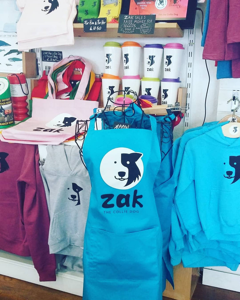 New Zak Aprons!