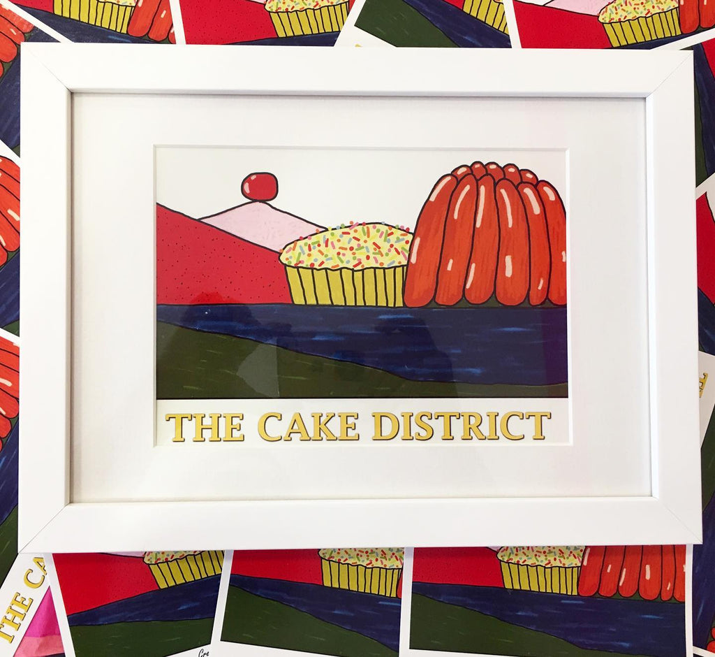 CAKE District!