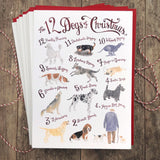 Christmas Cards for Dog Lovers by The Enlightened Hound