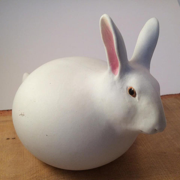 Ceramic Rabbit by Orchard Pottery