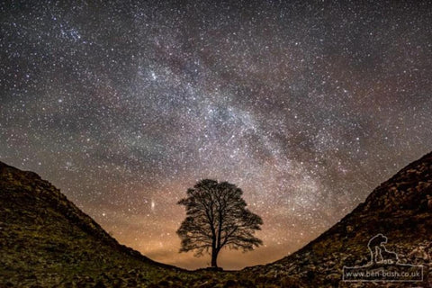 SMALL Fine Art & Astronomy Photography Mounted Images by Ben Bush Photography