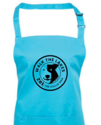 Zak the Collie Dog Apron