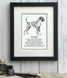 Doggerel Prints by The Enlightened Hound
